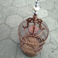 harga Sangkar Burung Pleci Cungkok Jati Tokopedia.com