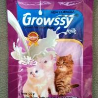 Jual GROWSSY & GROWPPY 30g / Susu Bayi Kucing & Anjing Murah