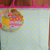 Daiso Thermal (Cooler/Warmer) Hand Carry Lunch Bag