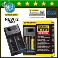 NITECORE i2 NEW 2016 (Original) Intellicharger Battery Charger 18650