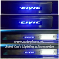Sillplate LED Civic 2008-2015