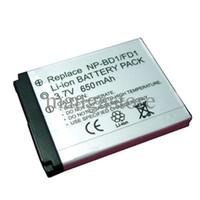 Baterai Kamera Sony Cyber-Shot NP-BD1 NP-FD1 (OEM)
