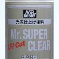 Mr. Super Clear UV CUT Gloss B-522