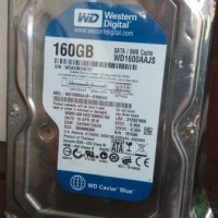 "Harddisk Internal Pc 3.5"" 160Gb Sata Garansi 1 Th (hdd 160 Gb WD)"