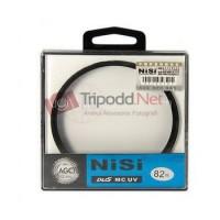 Filter MCUV NISI 82mm (Tipe Paling Baru, Slim 3mm) 3
