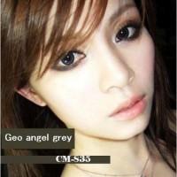 [ GREY ] SOFTLENS GEO ANGEL (CM) 14,00mm