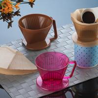Jual Dripper Kopi 2 - 4 Cangkir Coffee DripperCoffee Maker for 2-4 Cup Murah
