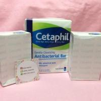Cetaphil - Gentle Cleansing Antibacterial Bar Soap (127g)