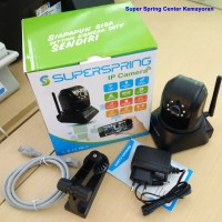 Jual Paling Laris !!! Ip Camera Wireless Super Spring / Ipcam / Ip cam CCTV Murah