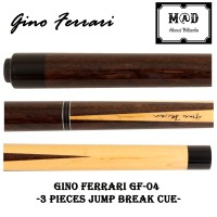 harga Gino Ferrari Jump Break Pool Cue GF-04 |Billiard Stick| New & Original Tokopedia.com