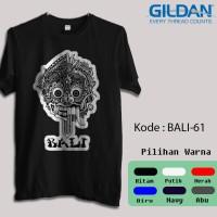 Kaos Gildan Softstyle - Barong Bali #3