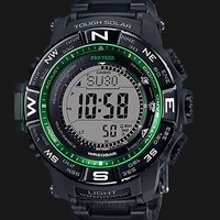 Casio Pro Trek PRW-3510FC-1DR Tough Band Resin Band Wave Ceptor