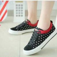 Sepatu Import / Wedges Heels Flatshoes Boot Kets KS LS-RB04 Star |