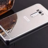 Harga Aluminium Bumper Mirror Asus Zenfone Selfie ZD551KL LarisJaya   WIKIPRICE INDONESIA