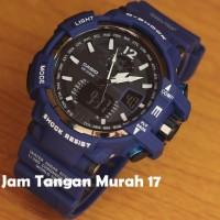 Jam Tangan Murah G-Shock GWA-1100 Blue Kw Super