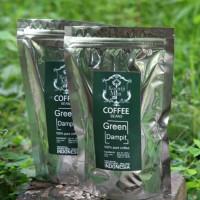 GREEN BEAN COFFE - KOPI HIJAU