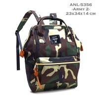 5356 Ransel Anello Handle Backpack cantik, Tas keren,Tas import