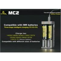 Jual XTAR MC2 charger BATERAI VAPE VAPORS FAST CHARGING AUTO STOP SAFE ORI Murah