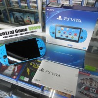 PS Vita Slim Console (Wifi Model) CFW 64GB Full Game
