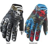 Sarung Tangan Fox Platinum Skull ( Gloves FOX SKULL ) Berkualitas