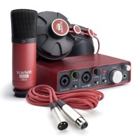 harga Focusrite Scarlett Studio - Usb Audio Interface / Sound Card Original Tokopedia.com