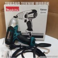 Makita Td 0101 Bor Obeng Listrik Impact Driver T-Type Td0101