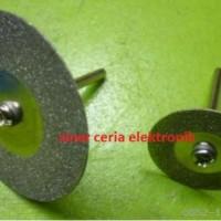 Mata Diamond 40mm Gerinda Potong Utk Mini Grinder Wheel Cutting Disc