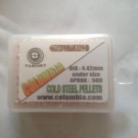 BB Gotri Columbia 4,5mm ( bukan BB Plastik / kaca / keramik )
