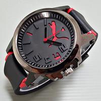 Puma Ultrasize Rubber Black Red