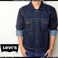best seller Jaket Jeans Levis / Jaket Jeans / Jaket Jeans Pria