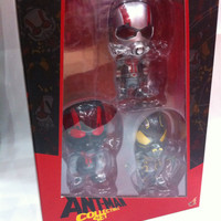 Hottoys Cosbaby Antman Set 3