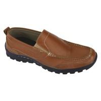Sepatu Kulit Kerja, Sepatu Casual Formal Catenzo MR 747