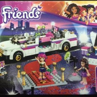 Lego KW Bela 10405 - Pop Star Luxuary Cars