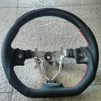 Damd carbon steering wheel Subaru WRX, Sti, Forester 2008-2014