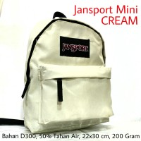 harga Jansport Mini Cream Tokopedia.com