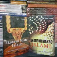 Ekonomi Mikro Islam - Ekonomi Makro Islam.by.Adiwarman Karim.2buku