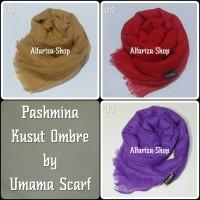Pashmina Wrinkle Ombre Plain By Umama (1)