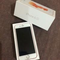 Apple IPhone 6s Plus 128GB Asli Apple Garansi 1tahun