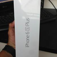 Apple IPhone 6s Plus 64GB Asli Original Apple Garansi Qtahun
