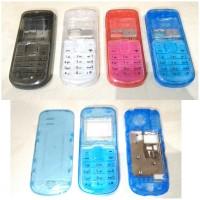 Casing Fullset Transparan Untuk Nokia 1202 Fulset
