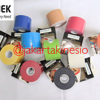 [JakartaKinesio]Kinesio Tape / Taping Sport / Rubber Strap - Biru Muda