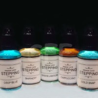 STEPPING 30ml Nicotine / Nikotin 3mg & 6mg Vapor Liquid Refil