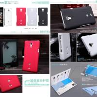 Nillkin Hard Case Sony Xperia T LT30P Anti Slip Back Cover