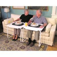 Table Mate 2 / MEJA LIPAT SERBA GUNA Praktis / Meja Makan Lipat Unik