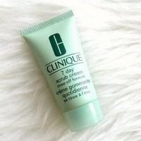 CLINIQUE 7 Day Scrub Cream Rinse-Off Formula 30 Ml