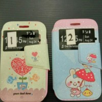 Diary case Samsung Galaxy Young 2 (G130) - Gadget Unik 78