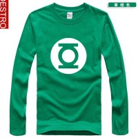 Kaos Anime LENGAN PANJANG GREEN LANTERN THE HEROES SERIES 04 - HI