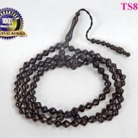 TS8467 Tasbih kayu kokka / kokkah / koka / kokah / kauka