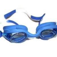OEM Cleacco Kacamata Renang SG 200 - Biru
