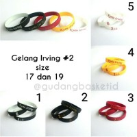 Gelang Wristband NBA Import Kyrie Irving